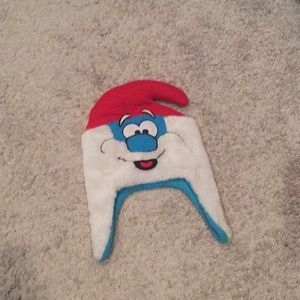 Accessories - One size papa smurf hat